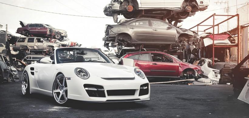 Porshe 911 Turbo Test-Drive